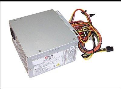 Блок питания 350W Aopen Power Z350-08ATA, 1х80мм Б/У