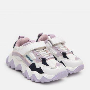 Кросівки Kimboo KJ681-1F Білі