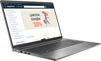 Ноутбук HP ZBook Power G7 (10J85AV_V3) Silver