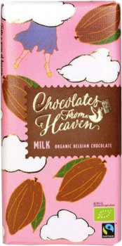 Шоколад Klingele молочный 100 г (5412860001205)