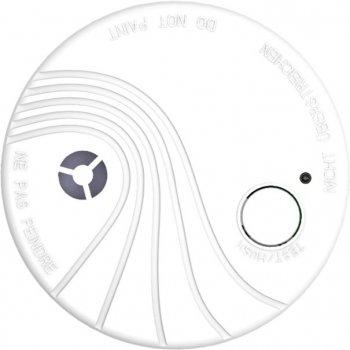 Бездротовий фотоелектричний датчик диму Hikvision DS-PDSMK-S-WE
