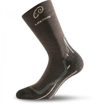 Шкарпетки Lasting WHI коричневий