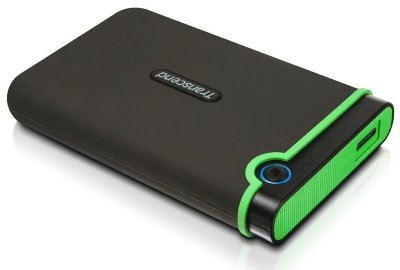 "Накопичувач Transcend StoreJet 25M3S 2TB 2.5"" USB 3.1 Iron Gray (TS2TSJ25M3S)"