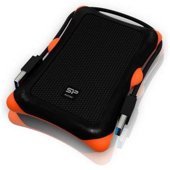 Накопичувач Silicon Power Armor A30 1TB 2.5 USB 3.0 Black (SP010TBPHDA30S3K)