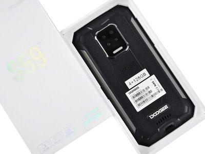 Doogee S59 Pro 4/128Gb (АКБ 1000 мАч) Black