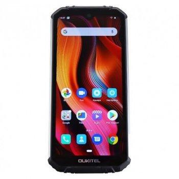 """Мобільний телефон OUKITEL WP6 6/128Gb black IP68 6.3"""" 10000mAh (1463 zp)"""