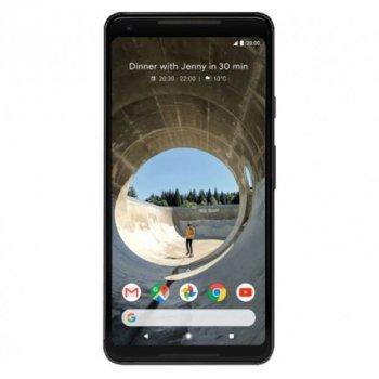"""Мобільний телефон Google Pixel 2 XL 4/64Gb black 6"""" IP67 NFC 3520mAh (714 zp)"""