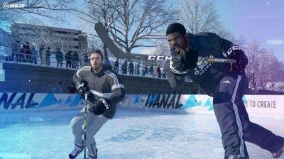 Игра NHL 20 для Xbox One (Blu-ray диск, Russian subtitles)