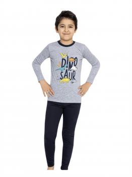 Пижама Minimoon Темно-синий (8695850532249)
