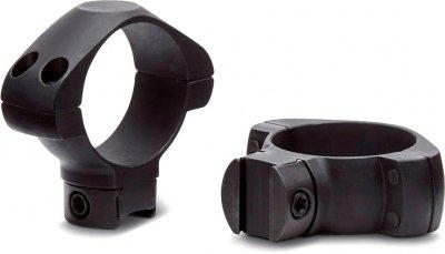 Кріплення для прицілу Konus Steel-AG Монтажні кільця 25.4 мм (низькі) (konus 7417)