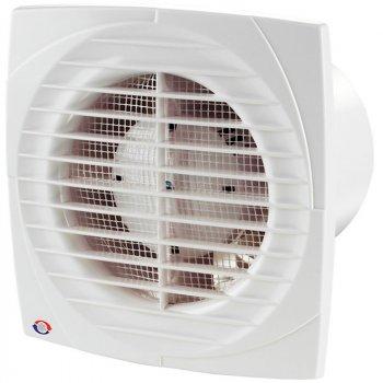 Бытовой вентилятор Вентс 100 Д бытовой белый