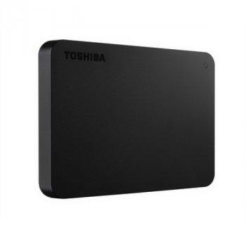 """HDD ext 2.5"""" USB 2.0 TB Toshiba Canvio Basics Black (HDTB420EK3AA)"""