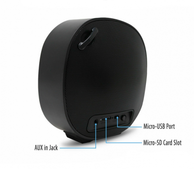 Bluetooth-колонка Profit DY-52 Black