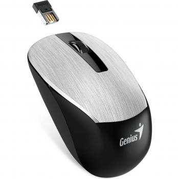 Миша Genius Wireless NX-7015 USB Silver
