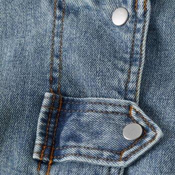 Куртка джинсова H&M 3103-8337760 Блакитна