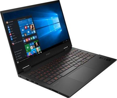 Ноутбук HP Omen 15-ek0012ua (423J8EA) Black