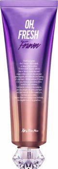 Крем для тіла Kiss by Rosemine Квітковий аромат ірису Fragrance Cream Oh Fresh Forever 140 мл (8802929004082)