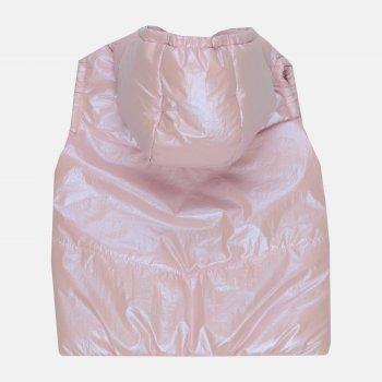 Демісезонний жилет Одягайко 72102 Рожевий