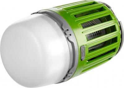 Фонарь кемпинговый SKIF Outdoor Green Basket с защитой от насекомых Green (3890022)