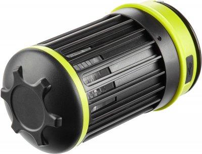 Фонарь кемпинговый SKIF Outdoor Gaper Black/Green (3890028)