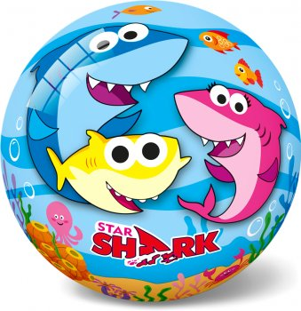 М'яч Star Акули 23 см (5202522130790)