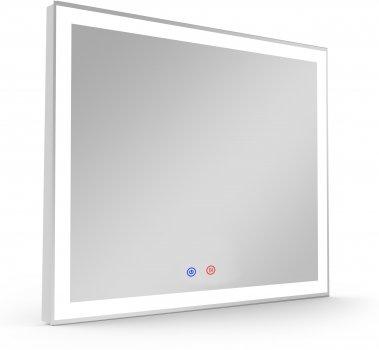 Зеркало VOLLE 16-13-80080x60 см с подсветкой и подогревом