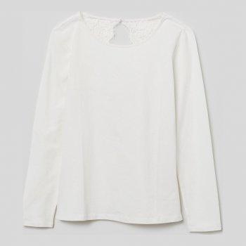 Лонгслив H&M 0618942-8 Белый