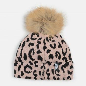 Зимняя шапка Dembohouse Урсула 21.01.014 Пудра (ROZ6400023849)