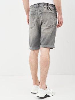 Шорты джинсовые Calvin Klein Jeans Slim Short J30J317741-1BZ Denim Grey