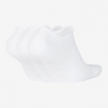 Шкарпетки Nike U NK Evry Plus Cush NS Foot 3P SX7840-100 3 пари Білі M