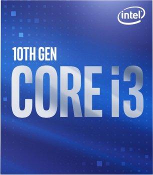 Процесор Intel Core i3-10105 BX8070110105 (s1200, 3.7 GHz) Box (6673855)