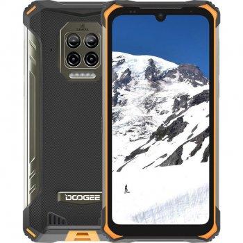 Мобильный телефон Doogee S86 6/128GB Orange