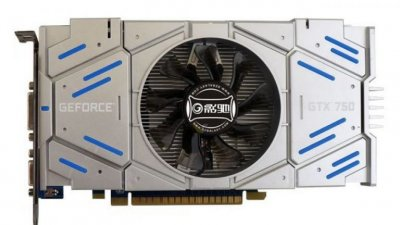 Відеокарта Galax GeForce GTX750 2Gb GDDR5 128bit (GTX750 2GD5)