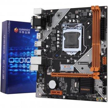 Материнська плата Huananzhi B75 (s1155, Intel B75, PCI-Ex16)