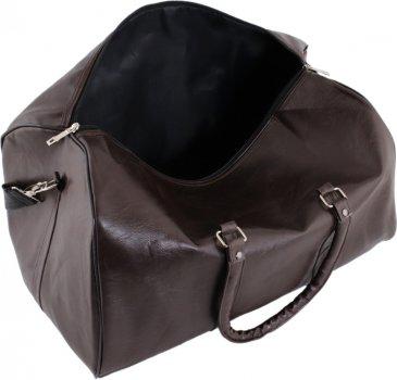 Дорожная сумка Traum 47 х 28 х 27 см Темно-коричневая (7056-11)