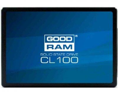 """Накопичувач SSD GooDRam 120GB (2.5"""", SATA, SSDPR-CL100-120)"""