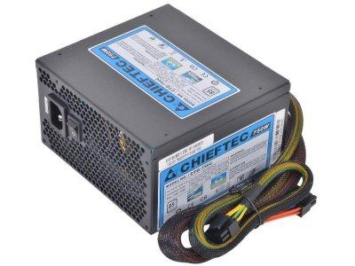 Блок живлення 750W Chieftec CTG-750C, 1х120мм, 2x(6+2pin) Б/У