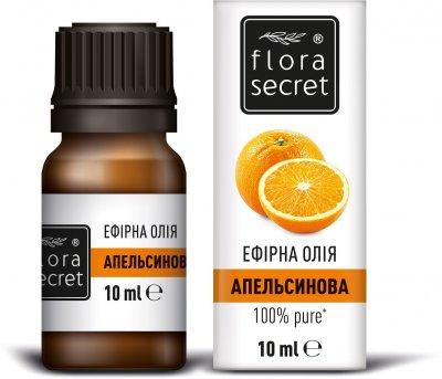 Эфирное масло Flora Secret Апельсиновое 10 мл (4820174890018)