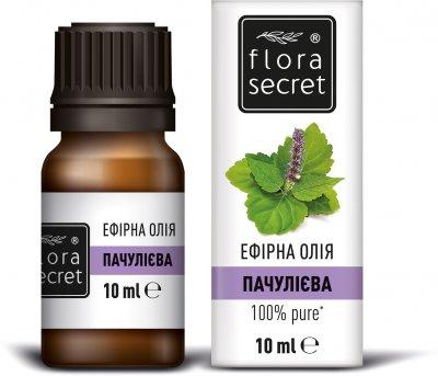 Ефірна олія Flora Secret Пачулієва 10 мл (4820174890278)