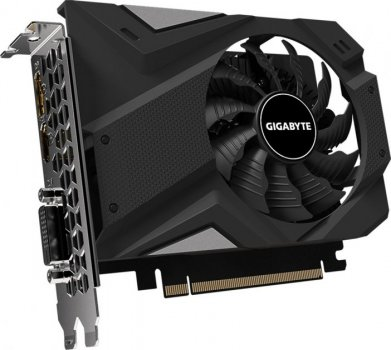 Видеокарта Gigabyte GF GTX 1650 4096MB GDDR6 (GV-N1656D6-4GD)