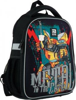 Школьный набор Kite Education Transformers Рюкзак каркасный 35x26x13.5 12 л + пенал + сумка для обуви (SET_TF21-555S)