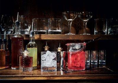 Набір для напоїв Luigi Bormioli Mixology 5 предметів (12324/01)