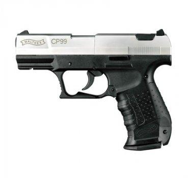 Пістолет пневматичний Umarex Walther CP99 Bicolor Pellet (412.00.01)