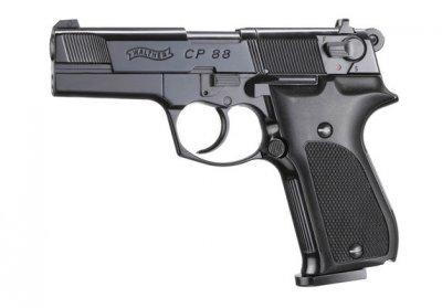 Пістолет пневматичний Umarex Walther CP88 (416.00.00)
