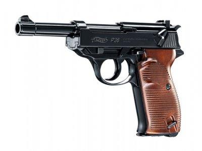 Пістолет пневматичний Umarex Walther P38 (5.8089)