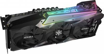 INNO3D PCI-Ex GeForce RTX 3080 iChill X4 10GB GDDR6X (320bit) (1770/19000) (HDMI, 3 x DisplayPort) (C30804-106XX-1810VA36 + CMT350 + ATX-700PNR PRO)