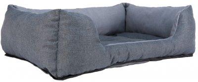 Лежак для кішок і собак Фортнокс FX home Diplomat Марракеш 60 х 40 х 18 см Сірий (2820000013422)