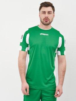Футбольна форма Uhlsport 1003084-004 Зелена з білим