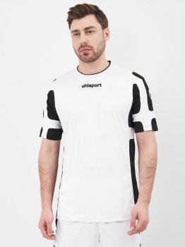 Футбольная форма Uhlsport 1003084-007 Белая с черным