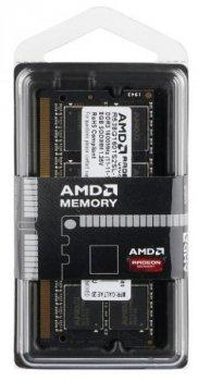 Пам'ять SoDDR3 8GB AMD 1600MHz PC3-12800 R5 Performance Series 1.35V (R538G1601S2SL-U)